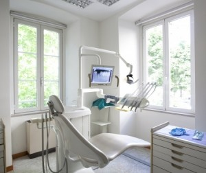 Dental Office Interior