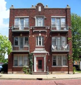 Frances Apartment Building, 534 Cleveland Ave., SW, Canton, OH